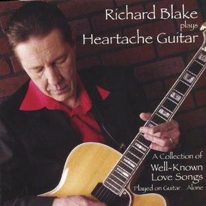 Richard Blake Plays Heartache Guitar