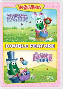 Veggietales Easter Double Feature: 'Twas The Night Before Easter/ AnEaster Carol
