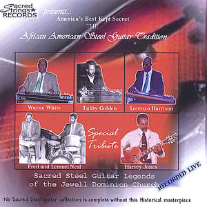 African American Steel Guitar Tradition