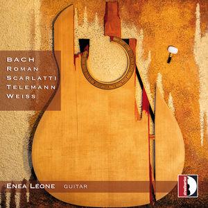 Bach, Roman, Scarlatti, Telemann, Weiss