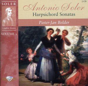 Harpsichord Sonatas 2