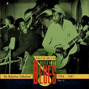 Electric Blues 1954-67 (English) 2 /  Various