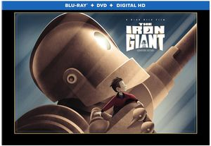 The Iron Giant: Signature Edition Ultimate Collectors Edition