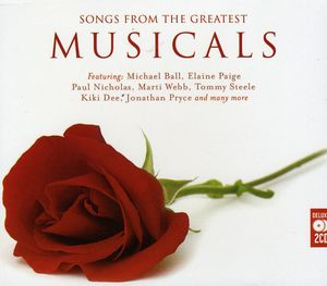 Songs from the Greatest Musicals /  Various [Import]