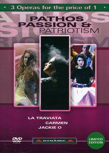 Pathos Passion and Patriotism