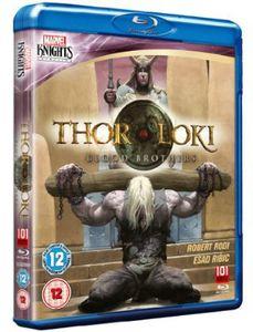 Thor & Loki: Blood Brothers (Marvel Knights) [Import]