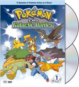 Pokemon: Diamond & Pearl Galactic Battles 1