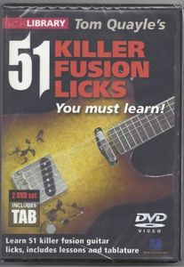 51 Fusion Licks You Must Learn