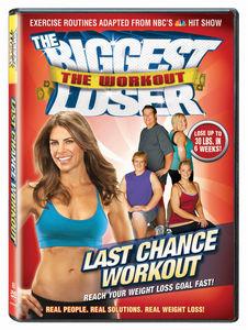 Biggest Loser: Last Chance Workout