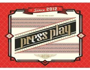 2Nd Mini Album: Press Play [Import]