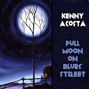 Full Moon on Blues Street