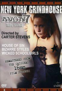 Wicked Schoolgirls Triple Feature