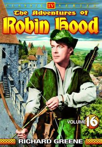 The Adventures of Robin Hood: Volume 16