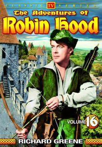 The Adventures of Robin Hood: Volume 16