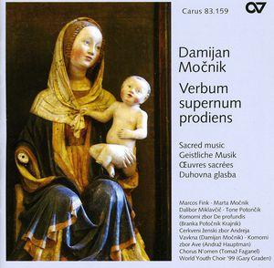 Verbum Supernum Prodiens: Sacred Music