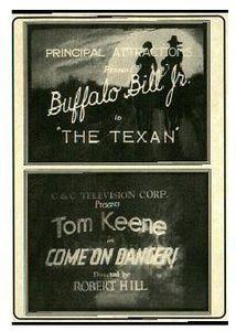 Texan /  Come on Danger (1932)