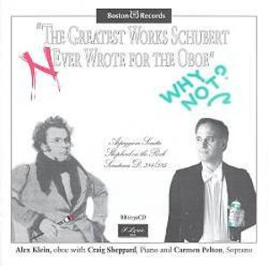 Greatest Music Schubert (N)Ever Wrote