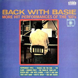 Back with Basie [Import]