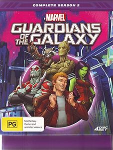 Guardians Of The Galaxy: Season 2 [Import]