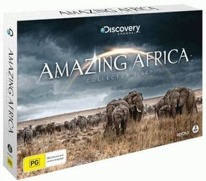 Amazing Africa Collector's Set [Import]