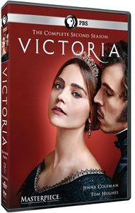 Victoria: The Complete Second Season (Masterpiece) , Jenna Coleman