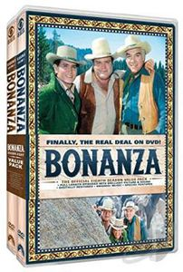 Bonanza: The Official Eighth Season Volumes 1 & 2