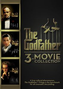 The Godfather: 3-Movie Collection