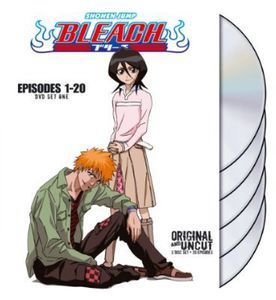 Bleach Uncut: Box Set 1