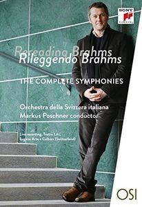Rileggendo Brahms: Sinfonie 1-4 [Import]