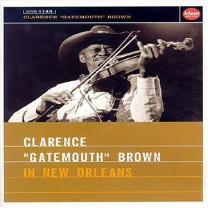 C. Gatemouth Brown: True Giants [Import]