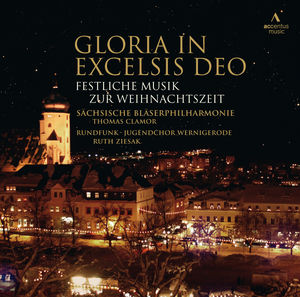 Gloria in Excelsis Deo-Festive Christmas Music