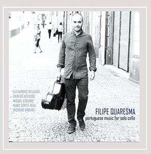 Portuguese Music for Solo Cello