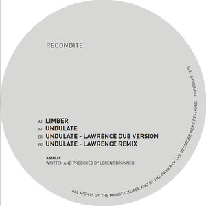 Limber /  Undulate - Lawrence Mixes