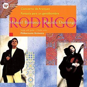 Rodrigo: Concierto de Aranjuez. Fant