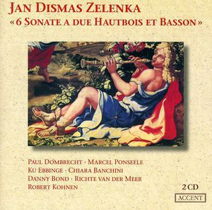 Trio Sonatas for Oboe & Bassoon