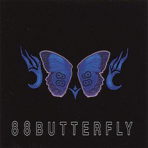 88 Butterfly Taking Shape