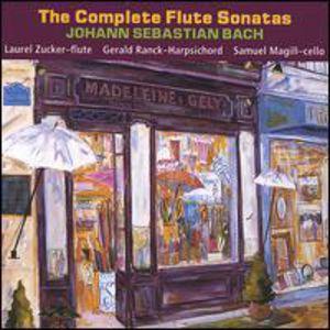 Complete J.S. Bach Flute Sonatas