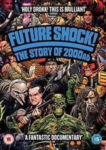 Future Shock: Story of 2000Ad [Import]