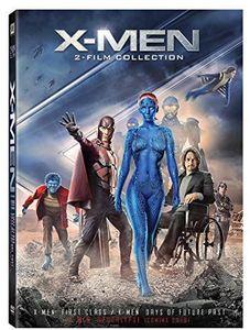 X-men: First Class/ Days Of Future Past