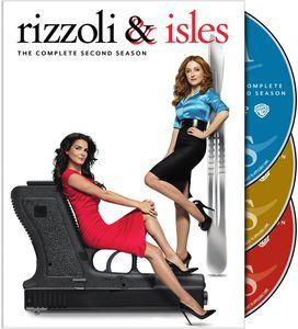 Rizzoli & Isles: The Complete Second Season