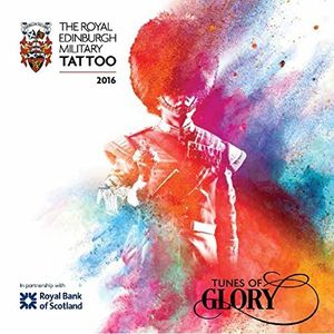 The Royal Edinburgh Military Tattoo 2016