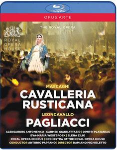 Mascagni: Cavalleria Rusticana & Pagliacci