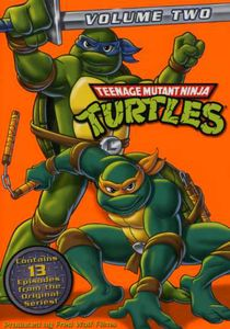 Teenage Mutant Ninja Turtles: Volume 2