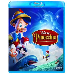 Pinocchio (1940) (Blu-ray) [Import]