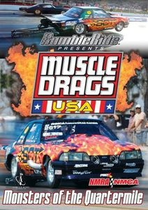 Muscle Drags USA: Monsters of the Quartermile