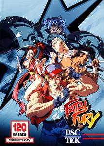 Fatal Fury Complete Ova Series