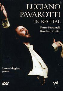 1984 Bari Recital