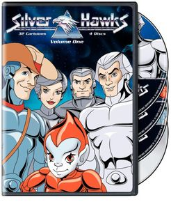 Silverhawks: Season 1: Volume 1