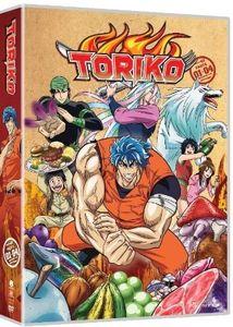 Toriko: Parts 1-4