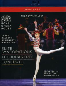 Three Ballets: Concerto /  Elite Syncopations